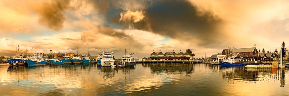 Boat Harbour Australia  City pictures : Fremantle Harbour Luke Austin Soulscape Photography Gallery