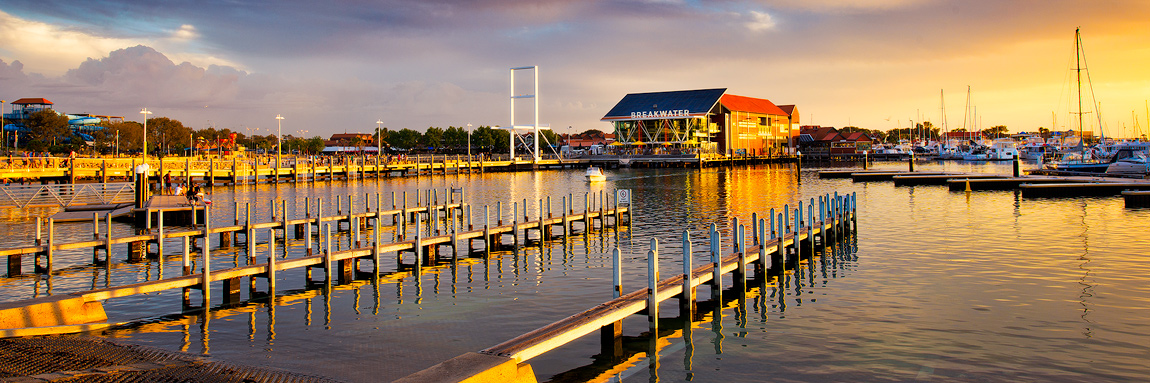 Hillarys Boat Harbour Perth
