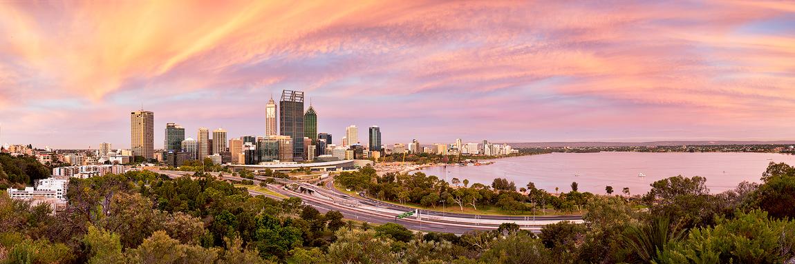 Kings Park Perth Photos Kings Park Sunset Perth