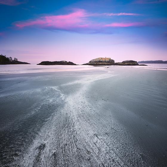 Beaches Vancouver Island: Luke Austin Soulscape